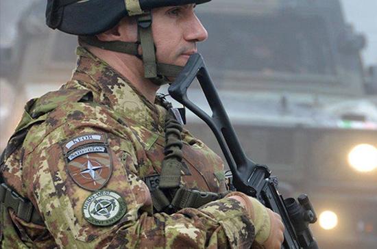 Навооружении батальона НАТО вЛатвии будут стоять танки ибронемашины