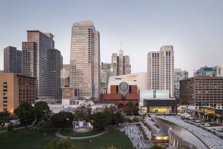SFMOMA Expansion by Snohetta (20 pics)