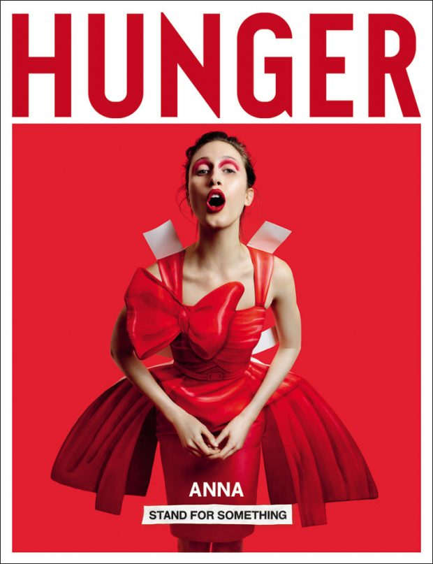 The full interview appears in issue 12 of Hunger magazine released on the newsstands March 16th – vi
