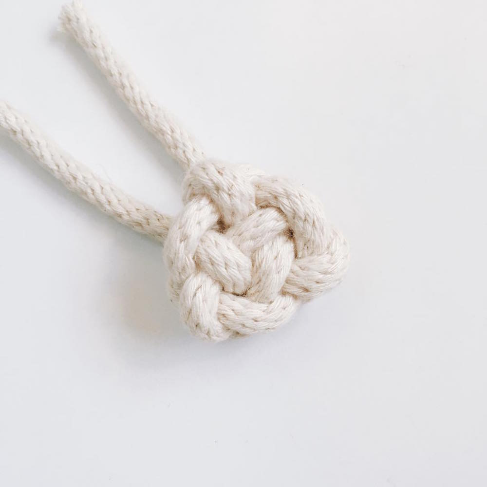 Artist Windy Chien Unearths Obscure Knots Everyday for an Entire Year