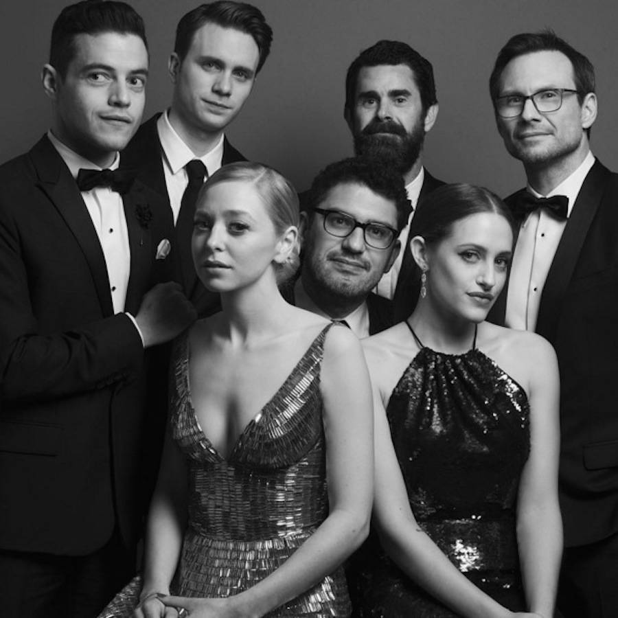 Mr Robot Cast.