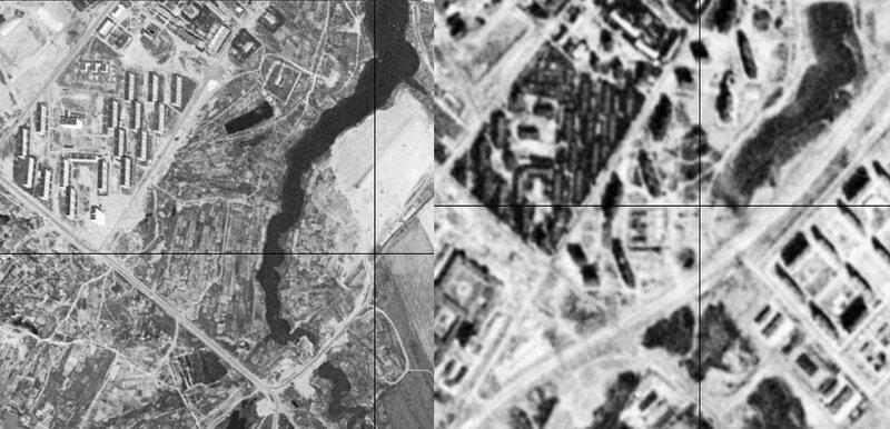 Очаковский пруд в 1964 и 1979 гг..jpg