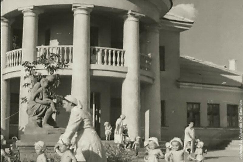 Детские ясли в Белгороде, 1950-е