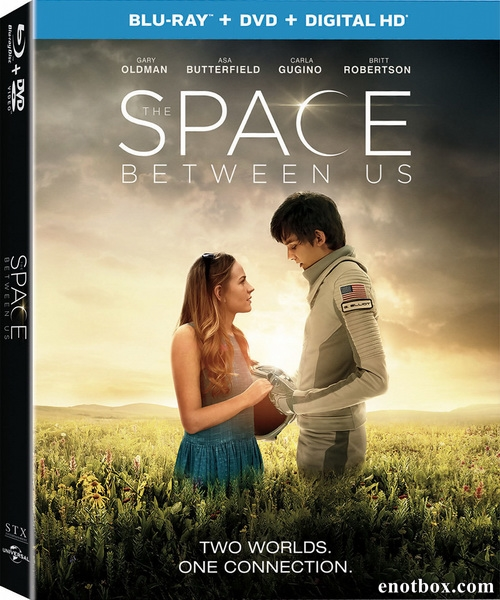 Космос между нами / The Space Between Us (2017/BDRip/HDRip)