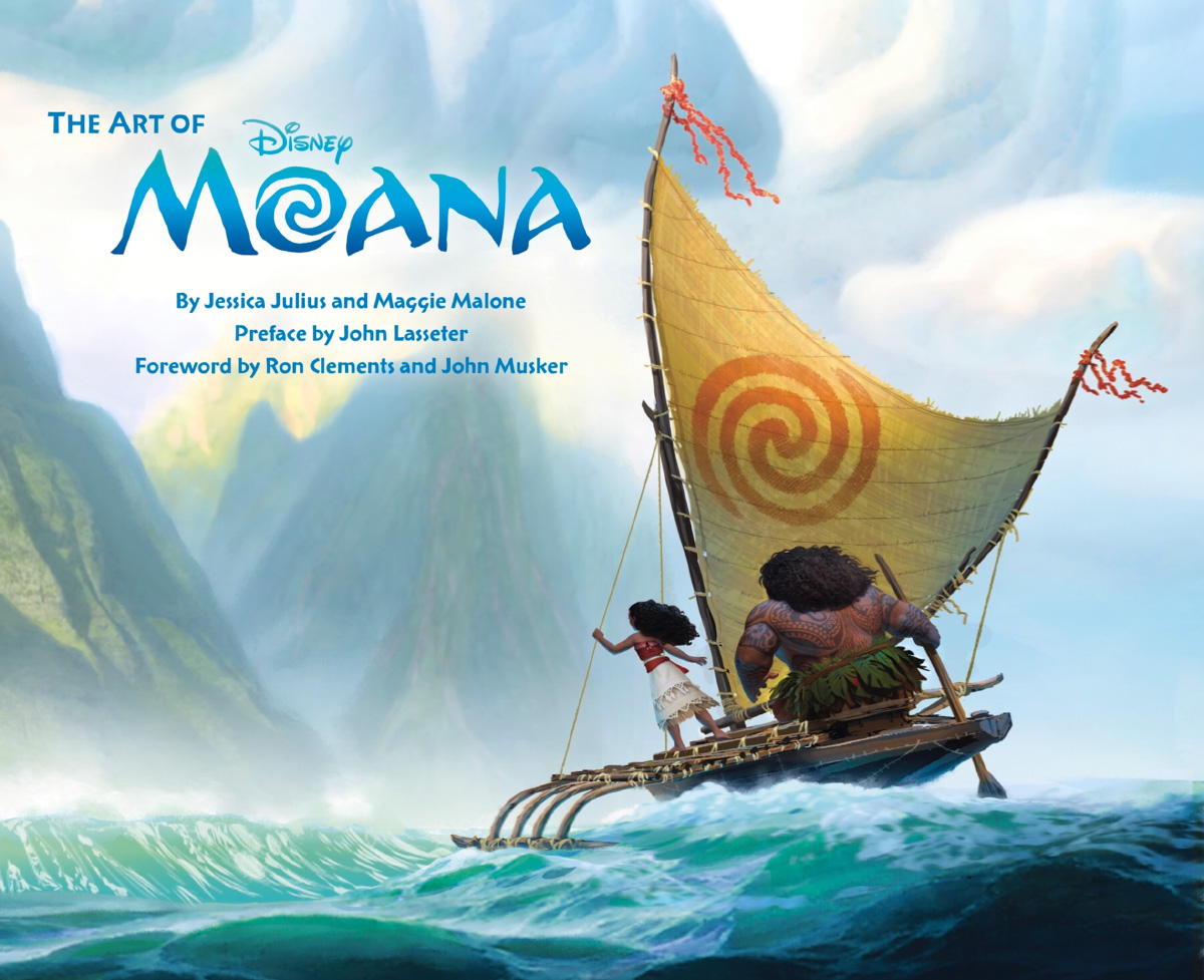 The Art of Moana (22 pics)