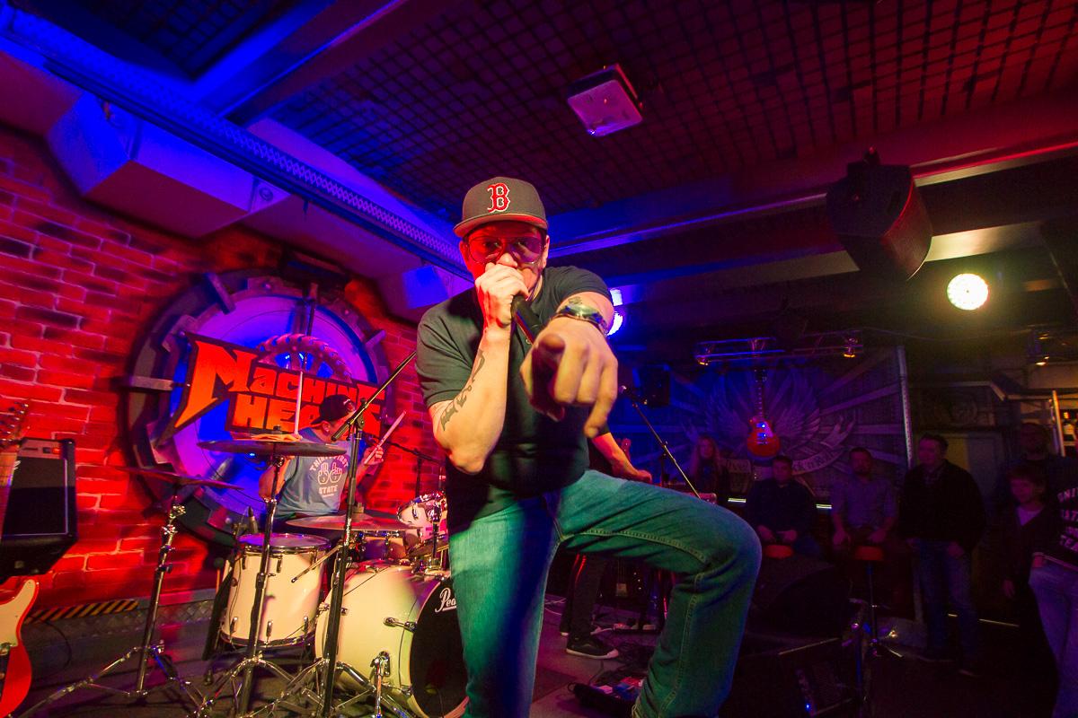 концерт группы Кирпичи, Machine Head 04.11.2016 фото 4