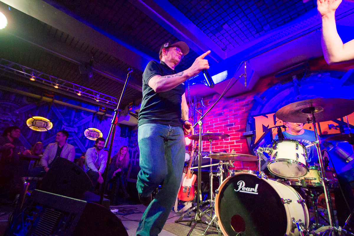 концерт группы Кирпичи, Machine Head 04.11.2016 фото 9