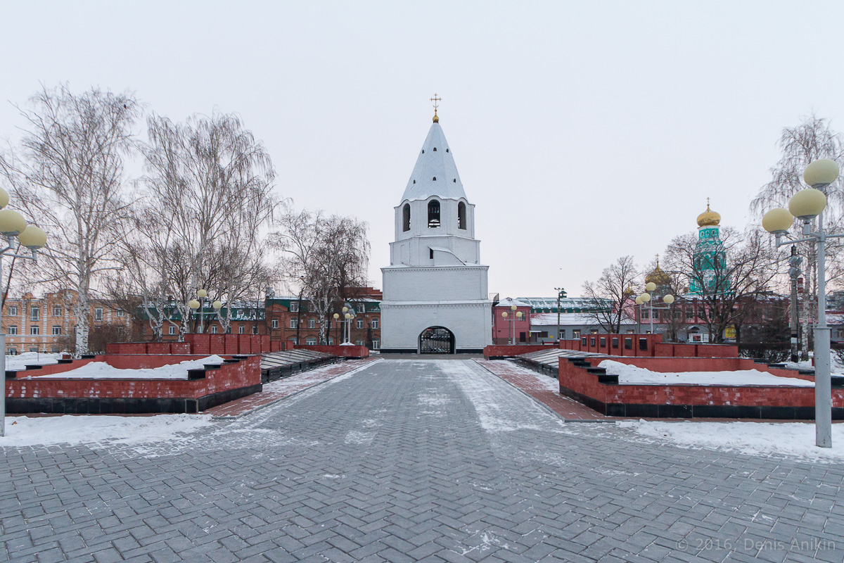 Сызранский Кремль фото 11