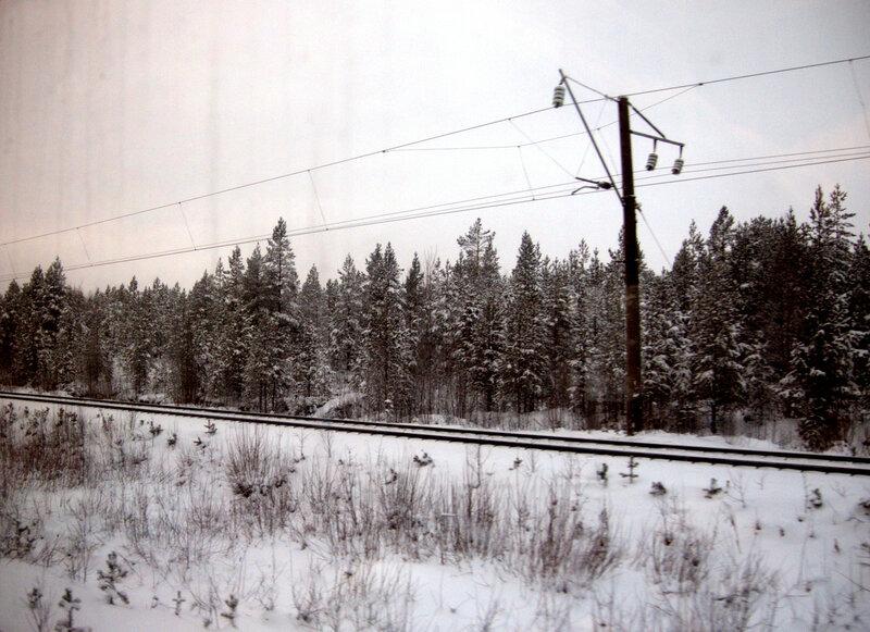 железная дорога, Карелия
