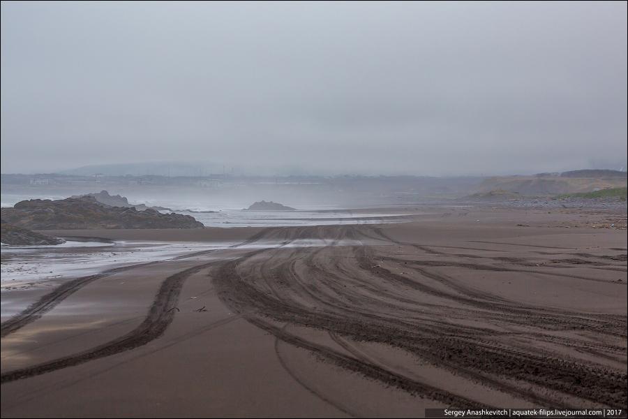 Федеральная трасса Пляж
