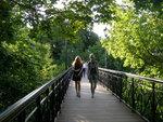 На мосту влюблённых