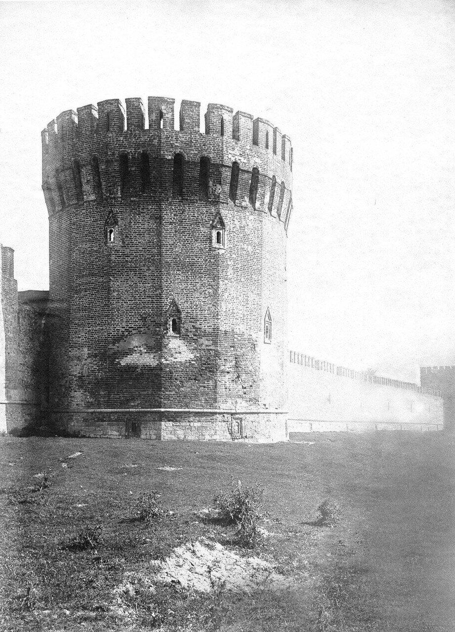 Заалтарная башня. 1912