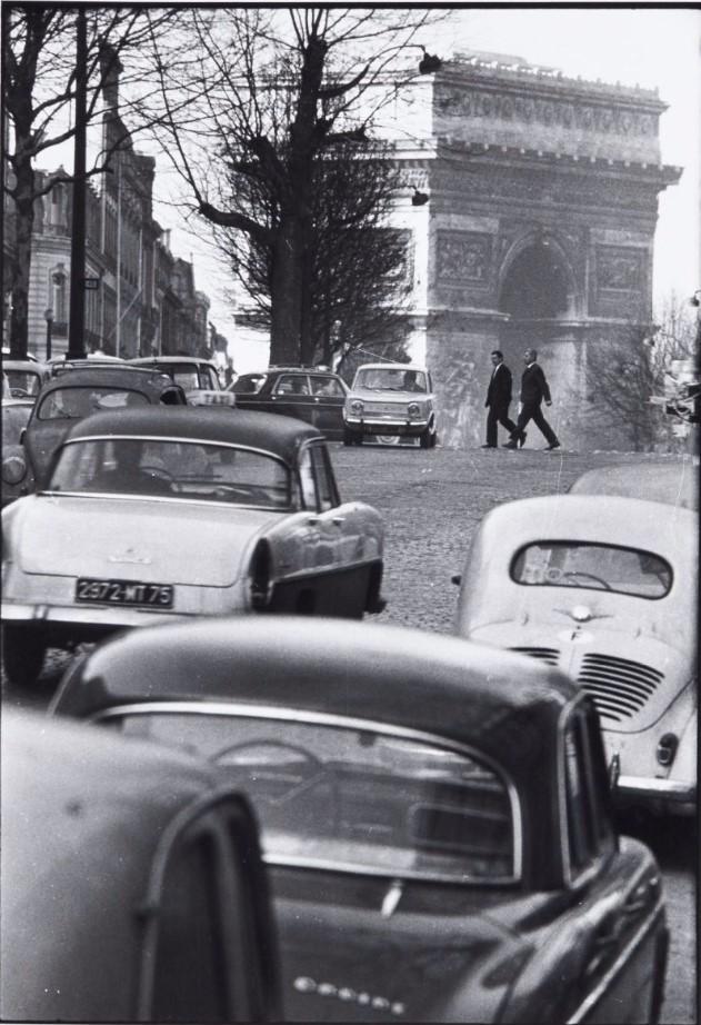 1952. Площадь Согласия