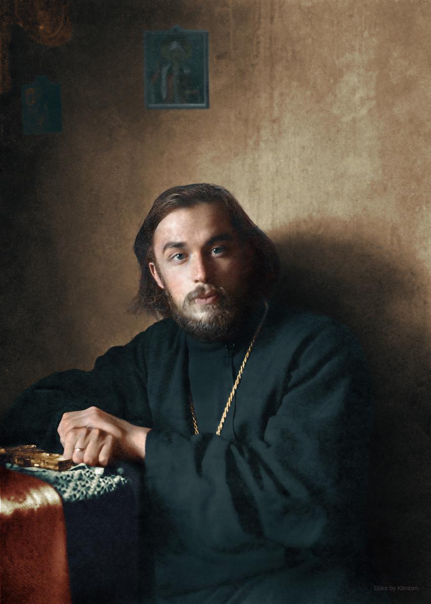 Киевский священник Анатолий Жураковский (1897-1937).1920-е