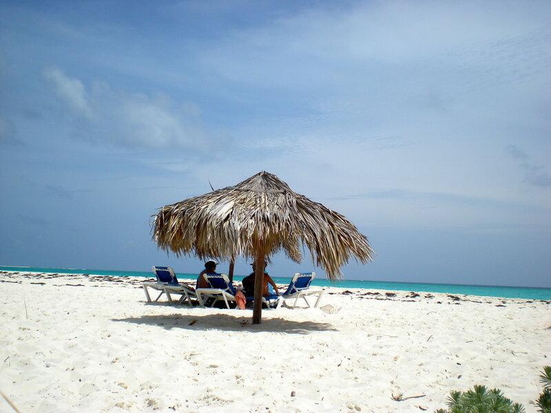Куба, остров Кайо-Ларго
