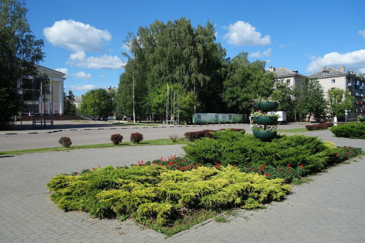 площадь Космонавтов