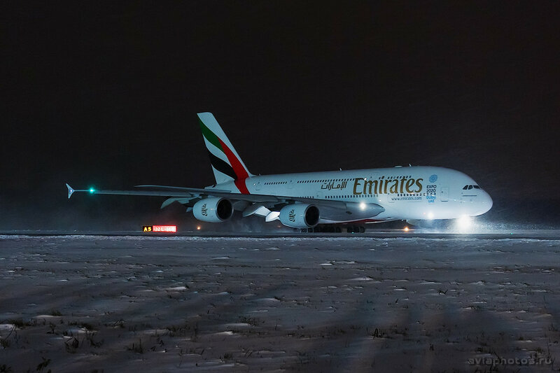 Airbus A380-861 (A6-EDT) Emirates 153_D706683