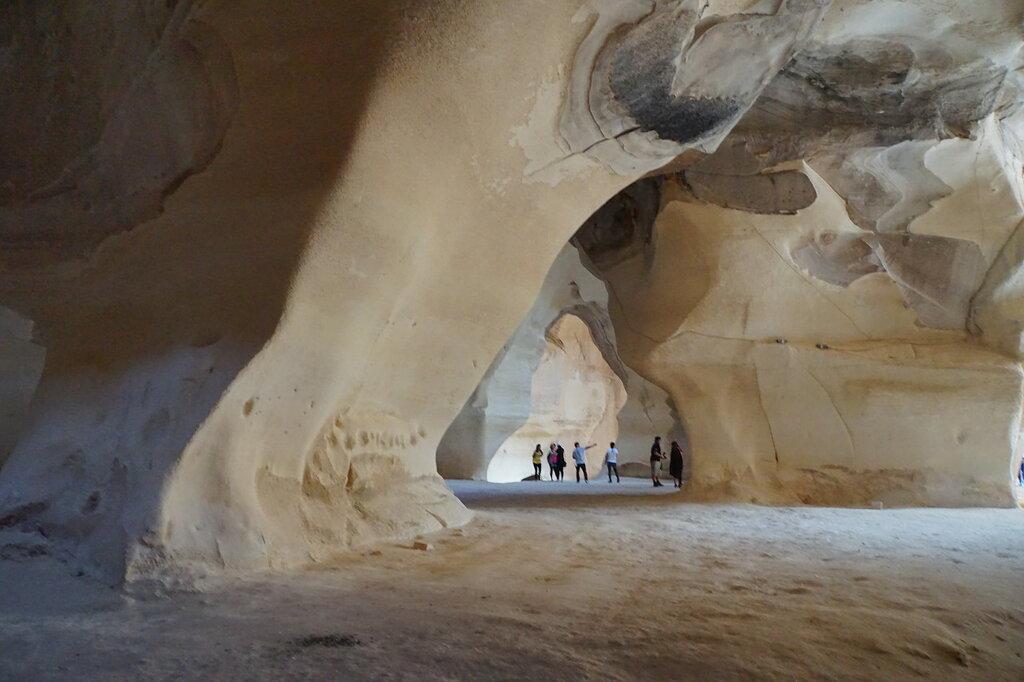 В колокольной пещере