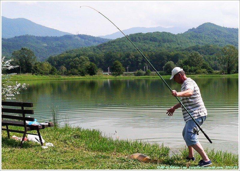 адлер рыбалка цена