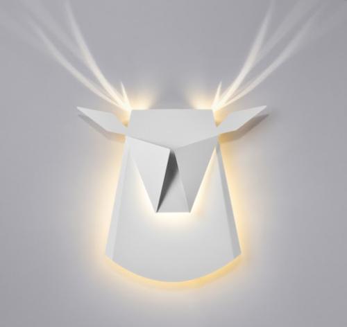 Настенные светильники в стиле поп-ап