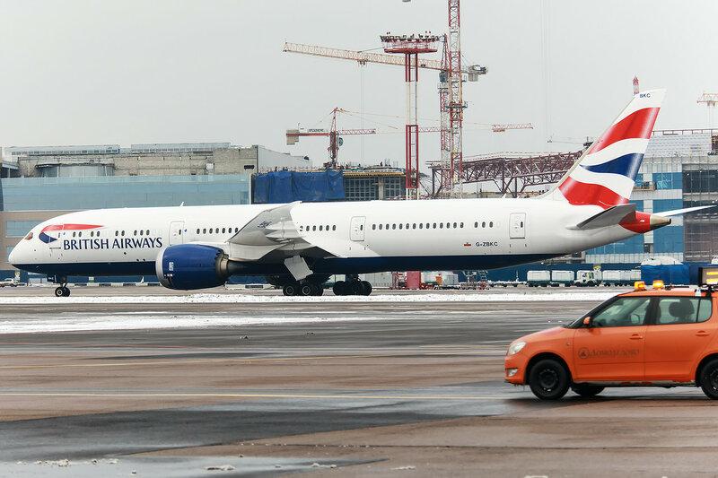british airways internal capabilities