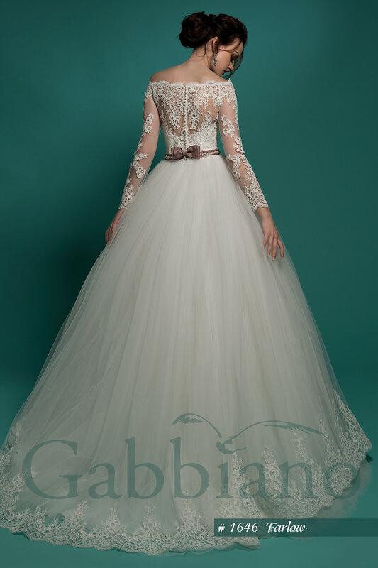 Свадебное платье Фарлоу