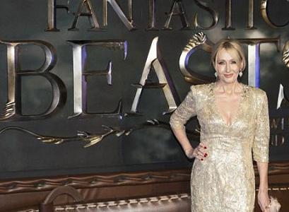 Джоан Роулинг угодила  всписок миллиардеров после триумфа  «Фантастических тварей»