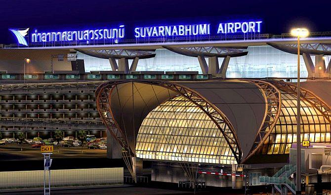 Неменее  100 граждан России  немогут вылететь изТаиланда