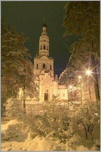 Казанская церковь (Зеленогорск)