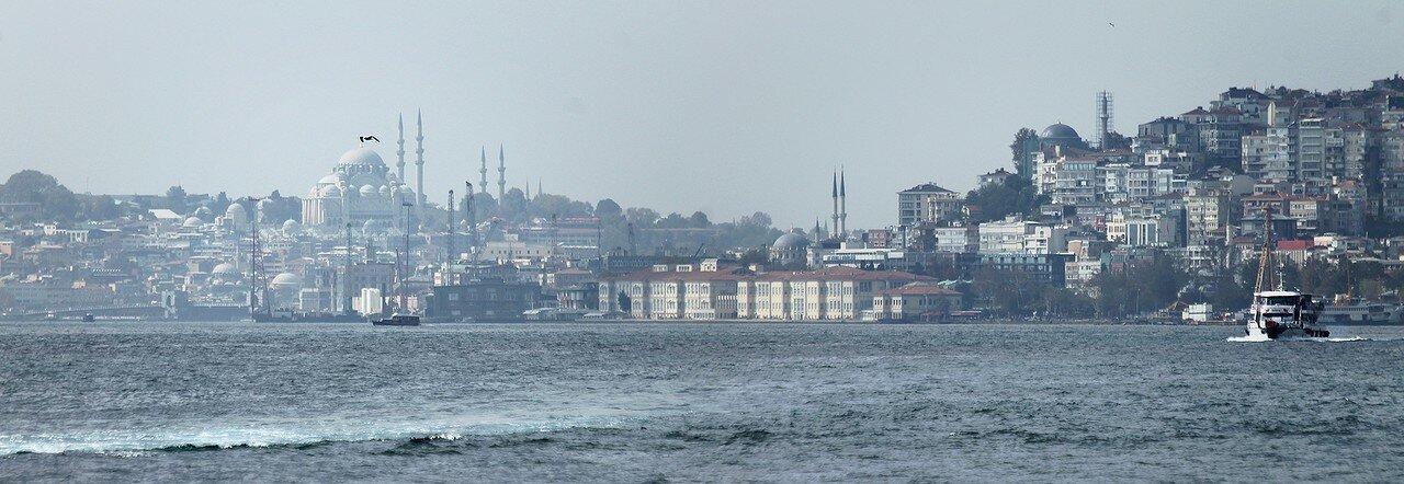 Istanbul, Ortaköy
