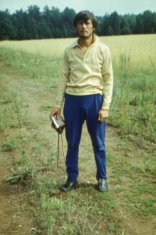 Воткинск, мб 1979 г. Валера Чебкасов