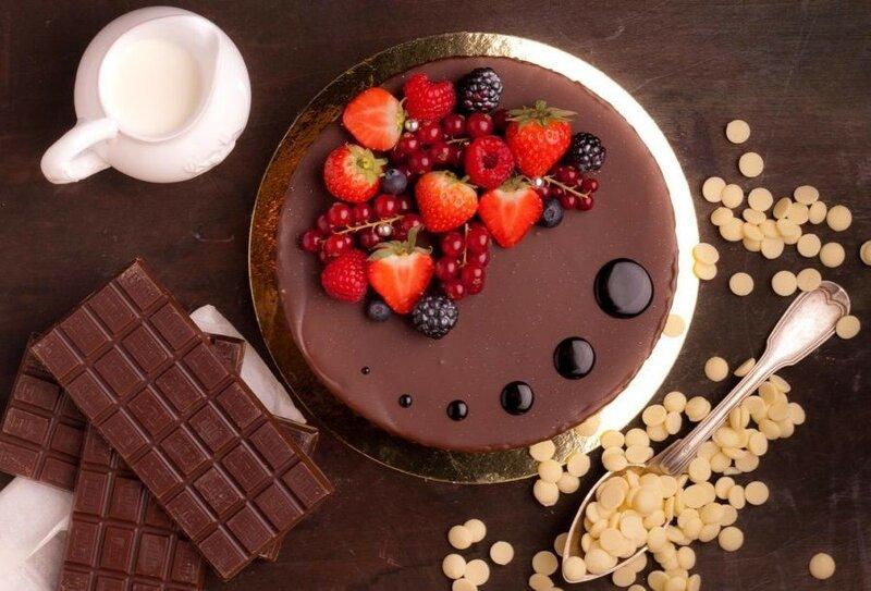 Торт «Птичье молоко»   как испечь домашний торт