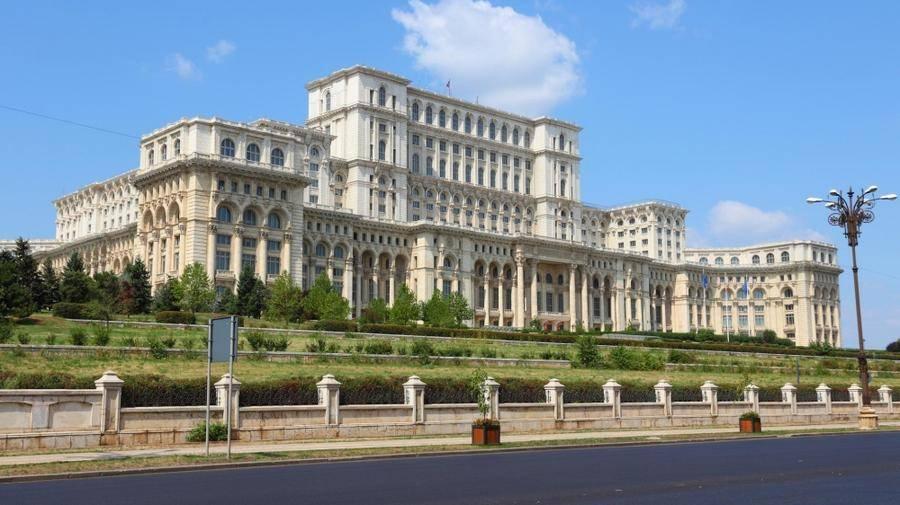 7. Дворец Парламента, Румыния