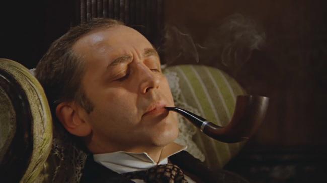 Повести Артура Конана Дойля о великом Шерлоке Холмсе покорили не одно сердце. Эта история переливала