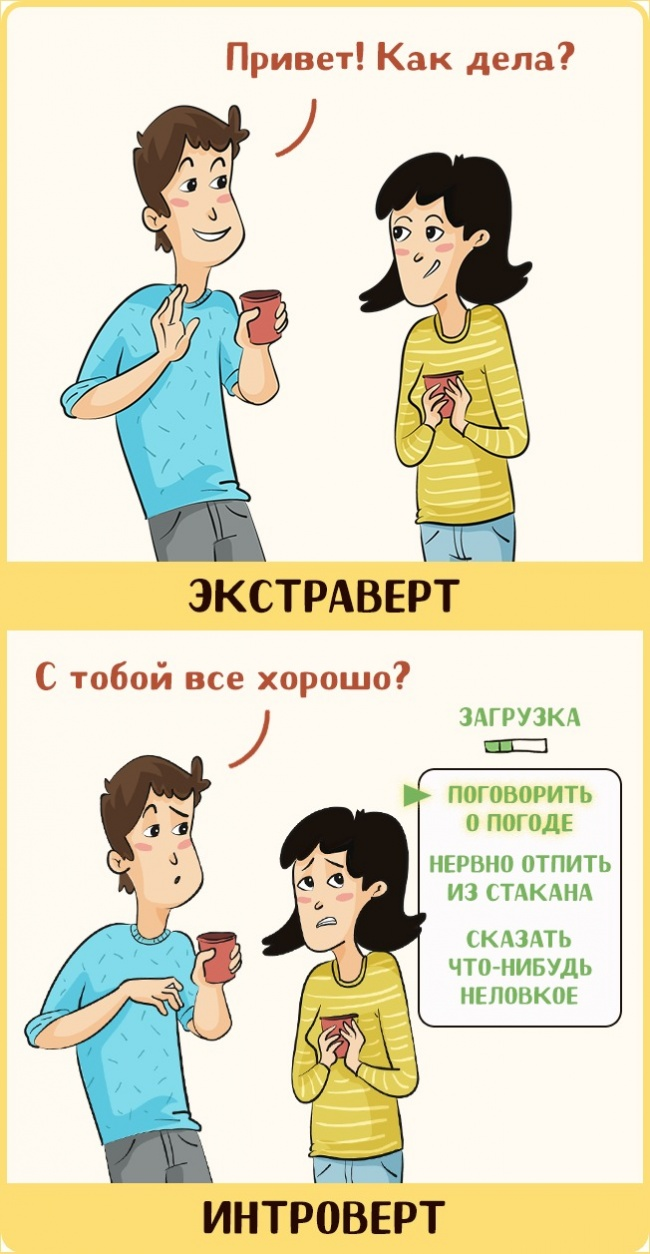 Причем совсем неважно, живое это общение или телефонный разговор