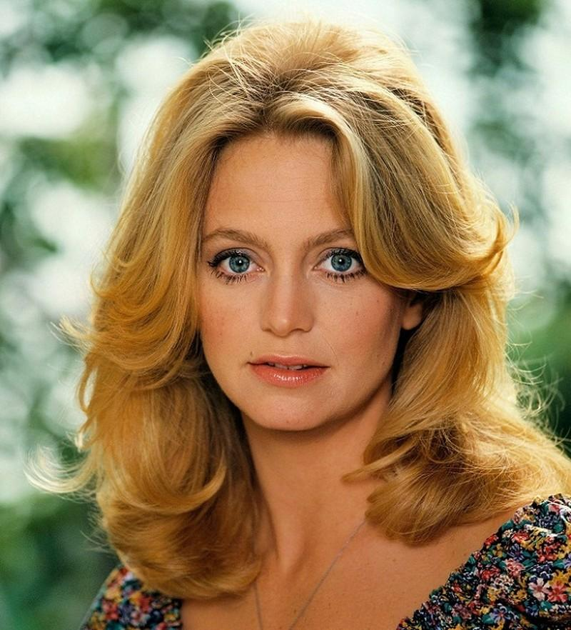 6. 42-е место: Голди Хоун / Goldie Hawn — американская актриса, продюсер, режиссер. Родилась 21 нояб