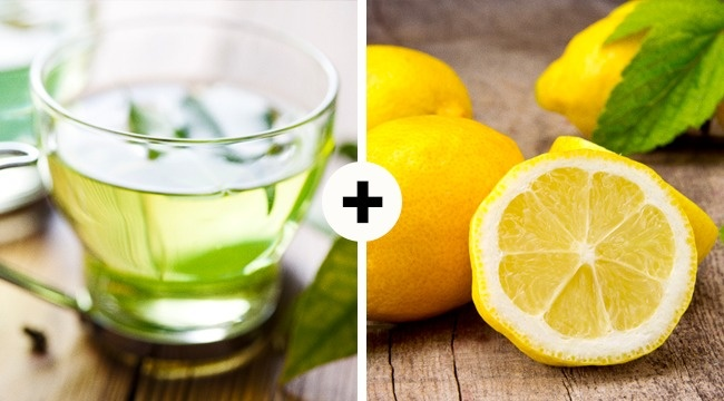 © Depositphotos  © Depositphotos  Зеленый чай слимоном замечательно утоляет жажду идае