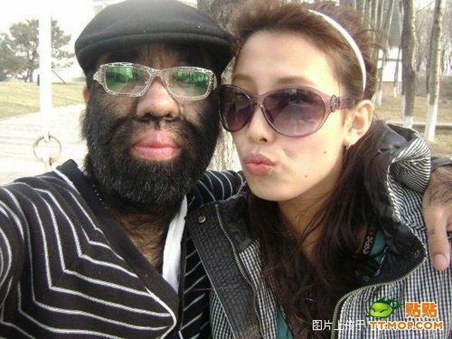 Самые необычные любовные пары