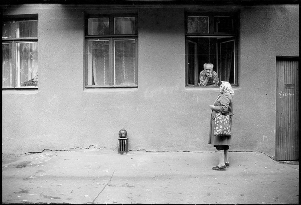 «Конец прекрасной эпохи». Фотограф Миша Педан