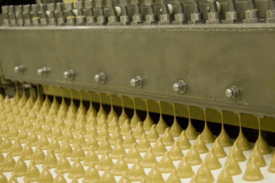 33. А самые вкусные и прославленные конфеты напоследок — «Раздолье!, они же «Золотая