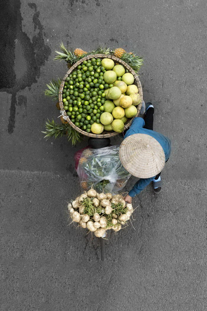 Торговцы Вьетнама в фотографиях Loes Heerink