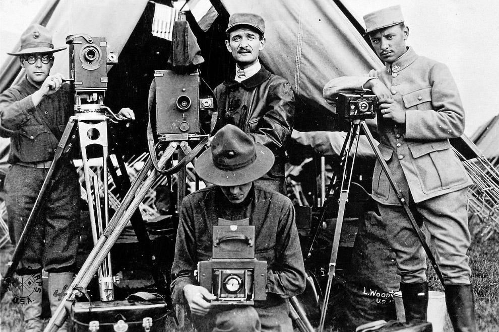 Оружие Первой мировой войны — огромная итальянская гаубица. (Фото National Archive | Official G
