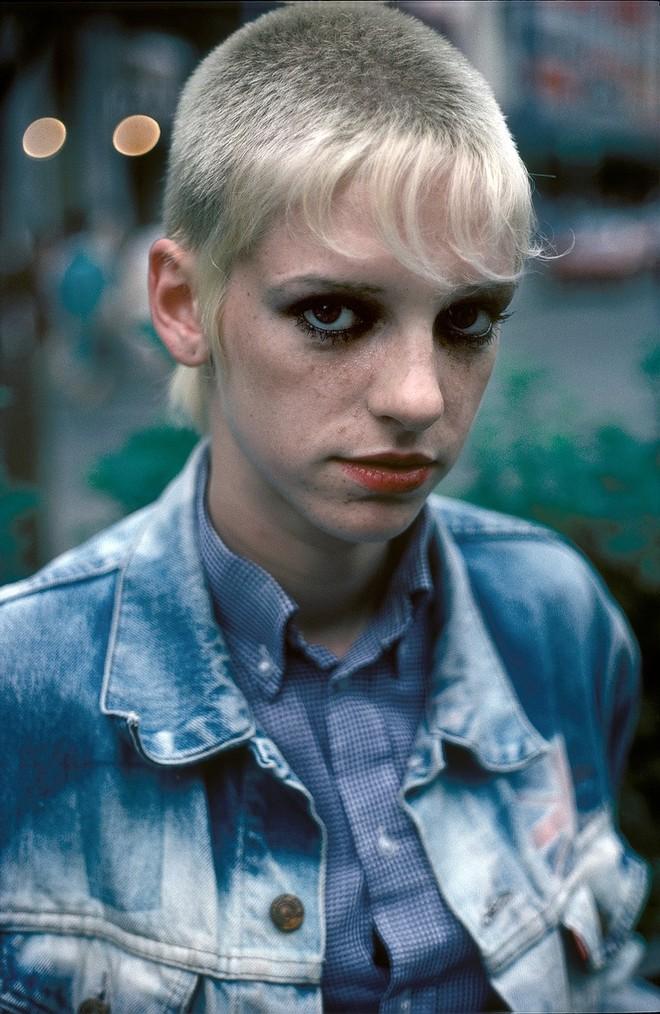 1981. Донна. Лестер-сквер