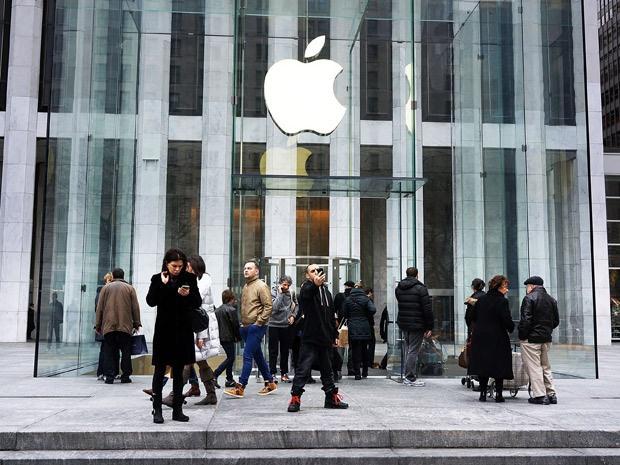 Стоимость бренда: $104,3 млрд Рост стоимости бренда загод: +20% Бренд Apple опирается навпечатляющ