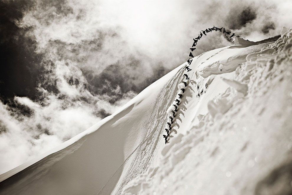 Боулдер, штат Колорадо. (Фото Dave Trumpore   Red Bull Illume):