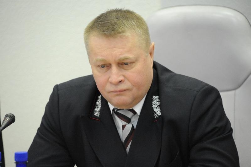 СКР провел обыск вкабинете начальника Забайльской железной дороги