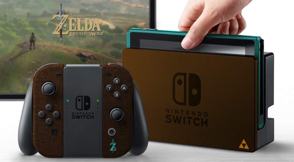 Nintendo Switch будет стоить от250 долларов