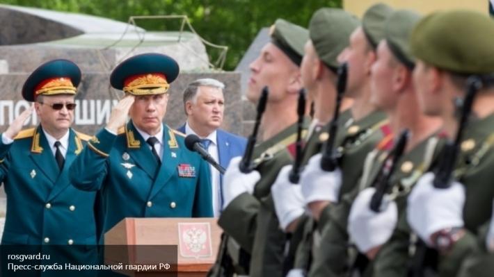 Росгвардия отказалась брать навооружение танки