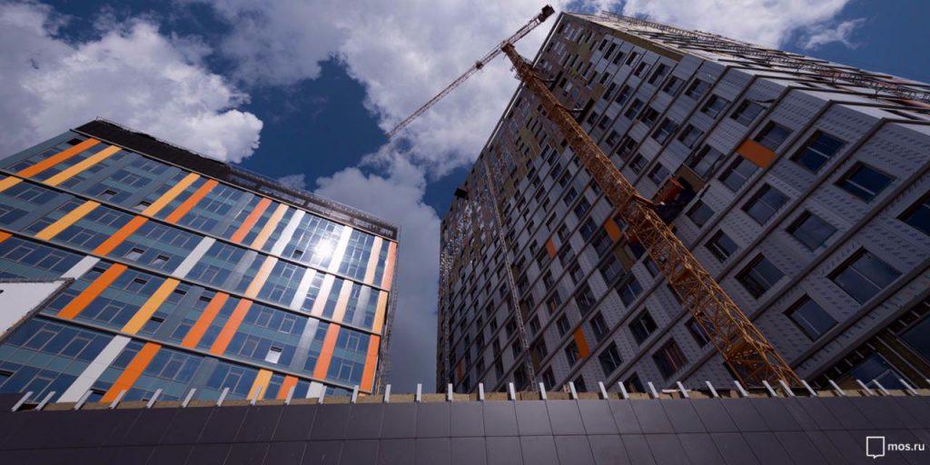 Назападе столицы появится новый жилой микрорайон— Собянин