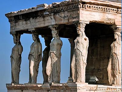 В столицу приехали «Боги игерои Древней Греции»